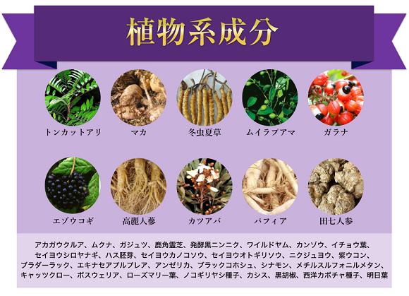 植物系成分
